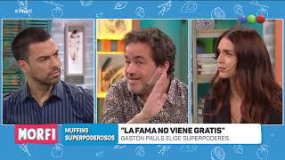 Gastón Pauls habló de su adicción a las drogas - Morfi