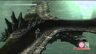Shadow of the Colossus Classics HD - Avion [Koloss 5]