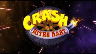 Crash Nitro Kart (100%)