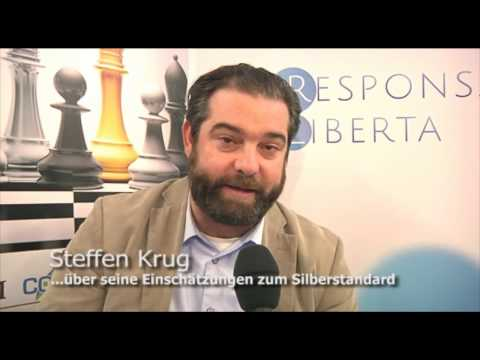 Steffen Krug ueber Mark Banco, Silberstandard und das Jahr 1873