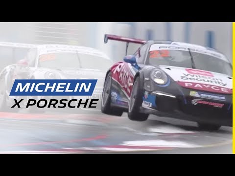 Porsche & Michelin: over 50 years of successful cooperation.