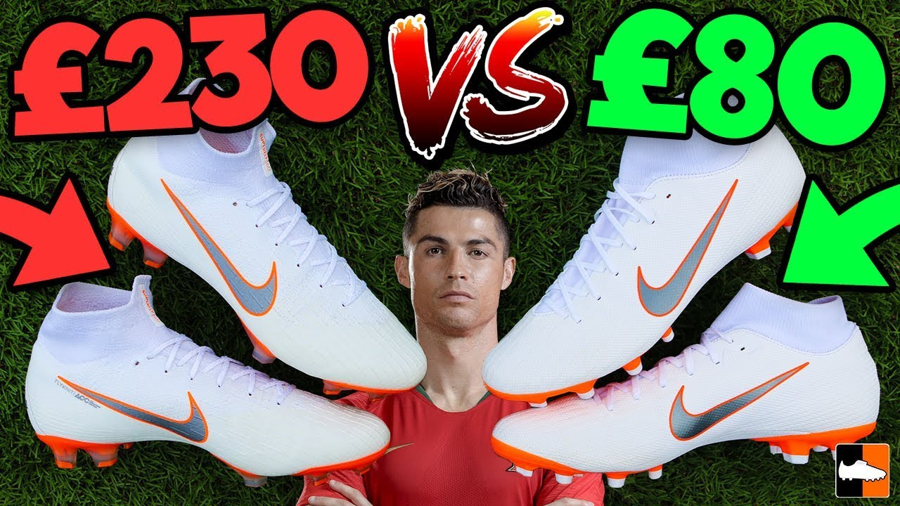 CR7 CHEAP vs ELITE?? Which Ronaldo World Cup Boot Is Better For YOU?