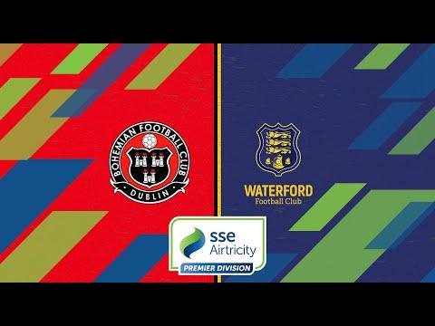 Premier Division GW14: Bohemians 3-0 Waterford