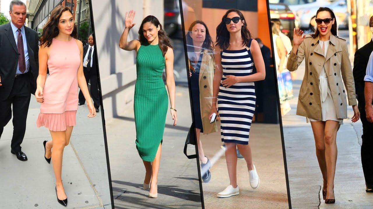 Wonder Woman's Real Life Street Styles, Casual Styles and ...