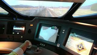 2018/10/24 鉄道博物館 E5系シミュレーター(上級)北上→盛岡 運転