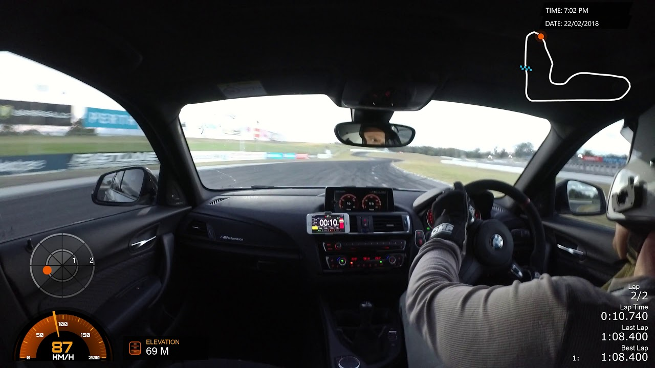 Best dashcam/data app setup for track days - BMW M2 Forum