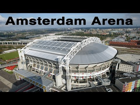 What Smart Cities can learn from Amsterdam Arena