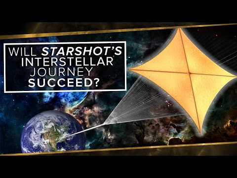 Will Starshot's Insterstellar Journey Succeed? | Space Time | PBS Digital Studios