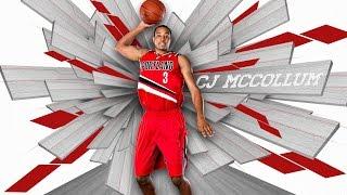 Cj mccollum offense highlights 2015/16 - nba pro highlights.