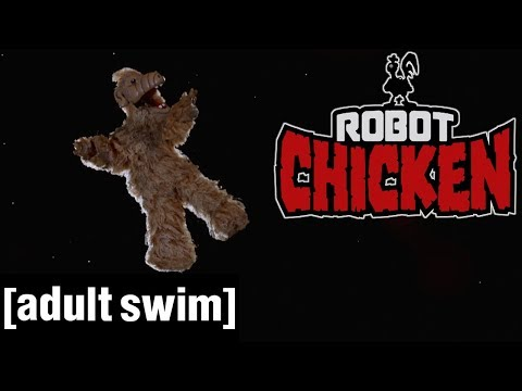 Alien Life Form | Robot Chicken | Adult Swim De