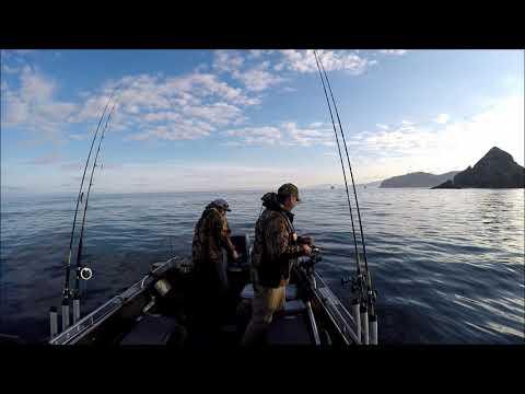 Bottom Fishing And Crabbing, With A Surprise Salmon, Garibaldi, Oregon