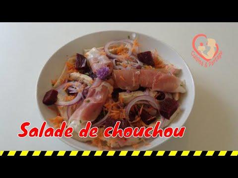 Salade De Chouchou (Christophine) Comment La Faire ? Allez, Rendez-vous En Cuisine