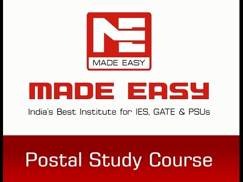made easy postal study course youtube
