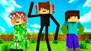 ISMETRG MUTANT CANAVARA DÖNÜŞTÜ! 😱 - Minecraft