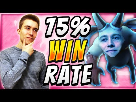 75% WIN RATE! ORIGINAL 3 MUSKETEER DECK! — Clash Royale