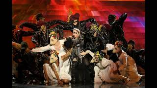 ЖИВОЙ ЗВУК-  Madonna, Quavo - Eurovision Song Contest 2019