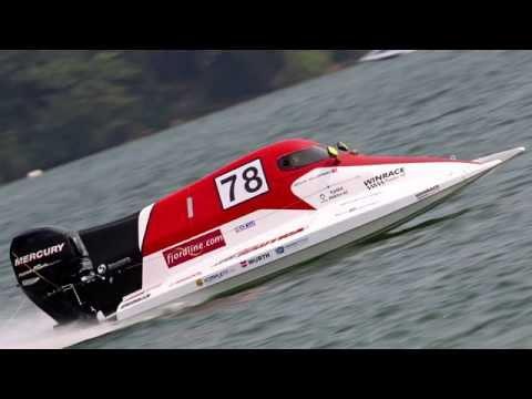 Powerboat racing 2014