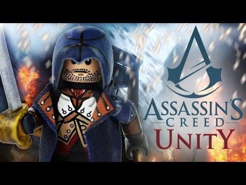 LEGO Assassins Creed Unity : Arno Dorian - Showcase