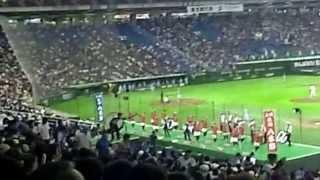 2014富士重工(太田市代表) 八木節乱舞!都市対抗野球