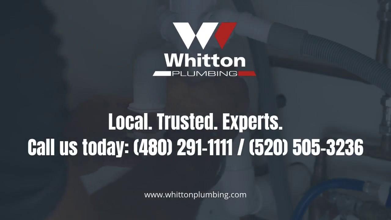 Local Plumbing Company Mesa AZ | Plumbers Phoenix AZ | Whitton Plumbing | Arizona Misting Systems