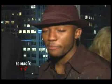 Lee Thompson Young  Ed Magik TV Interview at Elevate to Luxury Charity Event