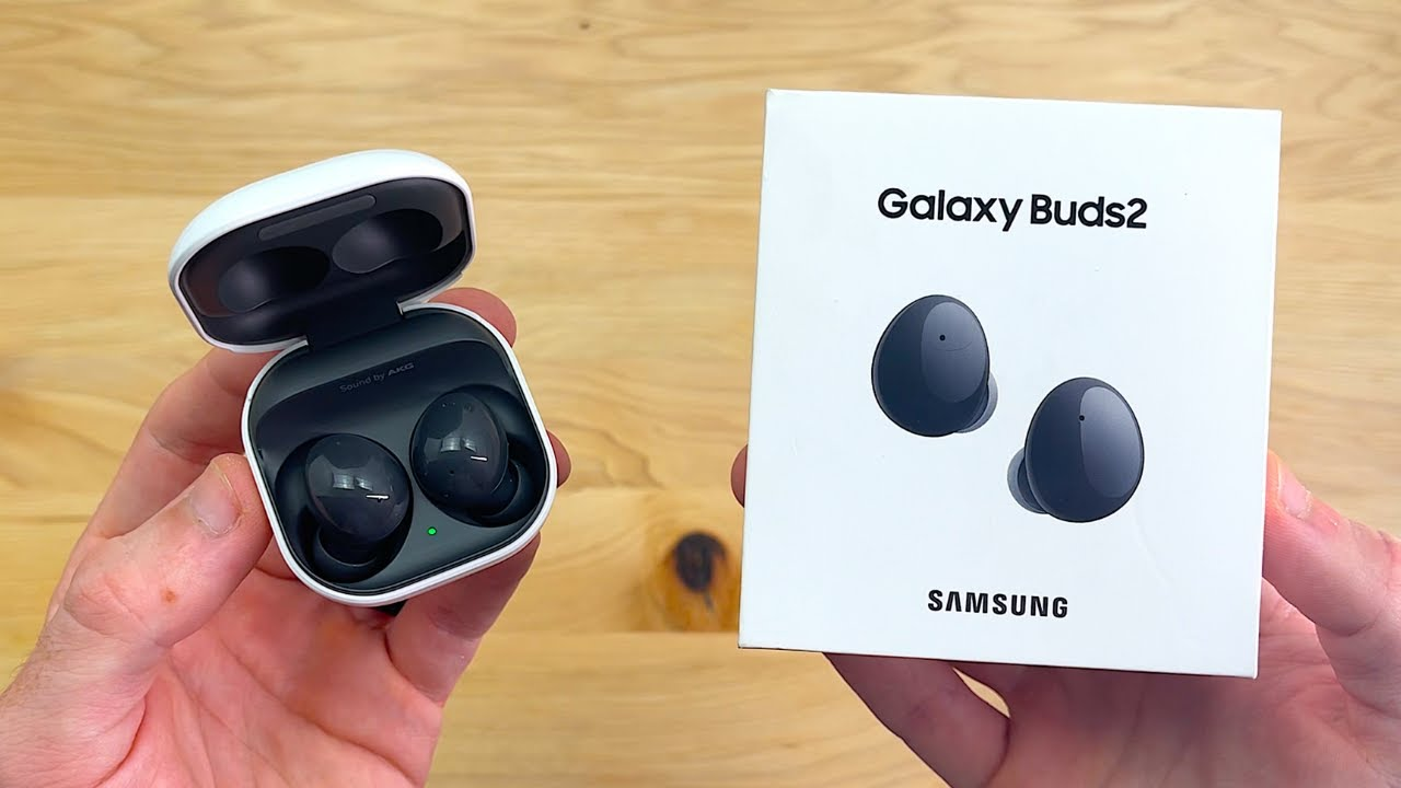 Download Samsung Galaxy Buds 2 Unboxing & First Impressions!
