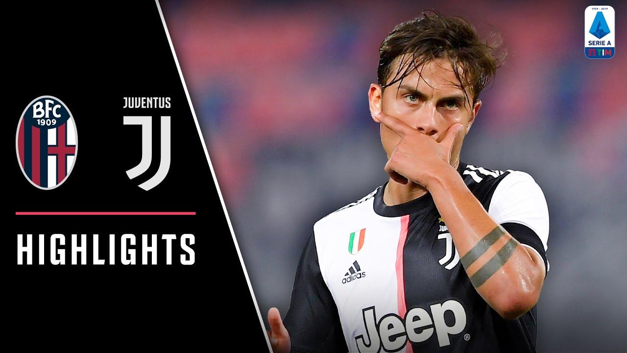 Bologna 0-2 Juventus | Ronaldo e Dybala ci assicurano la vittoria! | Highlights