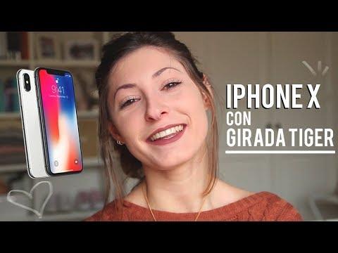 iPhone X con GiradaTiger a 389,99€