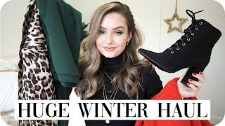 Winter Clothing Haul!