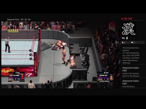 Ace Cyclone vs Jason Ace