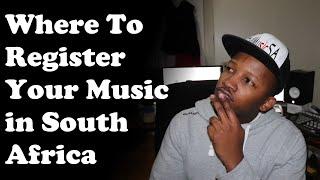 Where To Register Your Music in South Africa - SAMRO, Capasso, RiSA, SAMPRA & Distrokid
