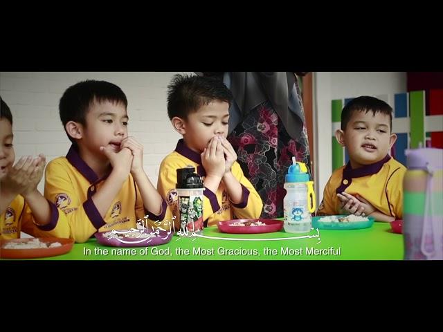 NIMBLEBEE - Dua Before Eating (Doa Sebelum Makan)