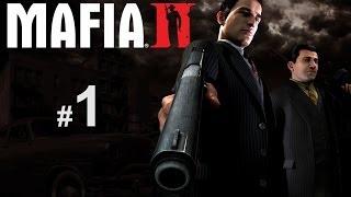 Прохождение Mafia 2 с Карном. Часть 1