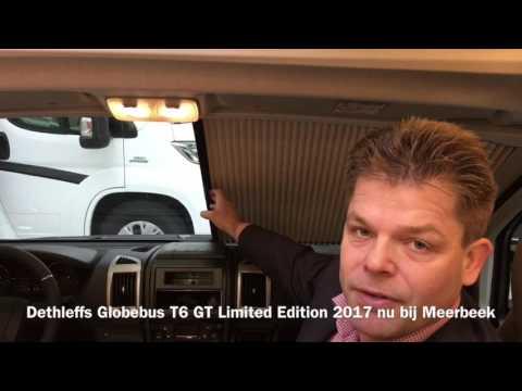 Review Dethleffs Globebus T 6 2017 te koop Hymer Meerbeek Caravans & Campers Doetinchem