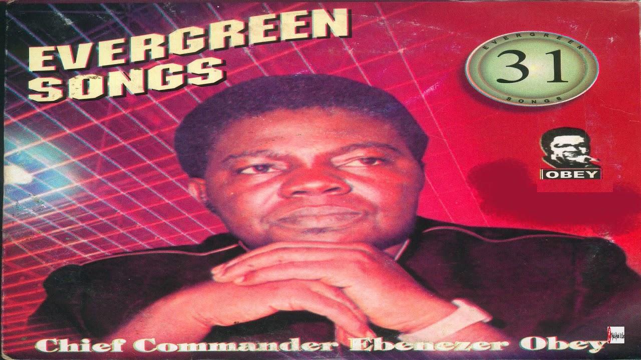 Chief Commander Ebenezer Obey Ebenizeri Official Audio Youtube