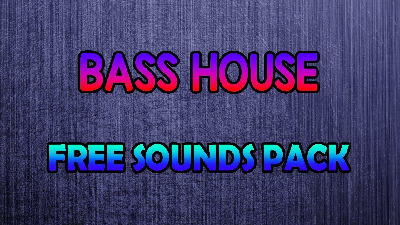 Free | Bass House Sounds Pack + Presets For Massive  Professional 2017