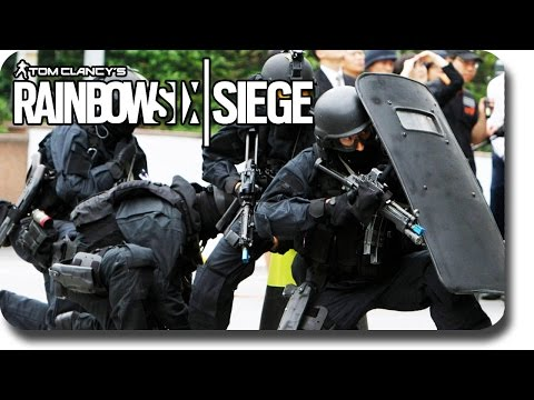 Rainbow Six: Siege ► Embassy Ambush (Full Match)
