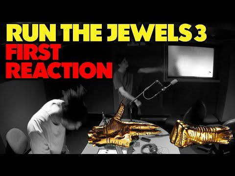 RUN THE JEWELS 3 FIRST REACTION REVIEW - RUN THE JEWELS (JUNGLE BEATS RADIO)