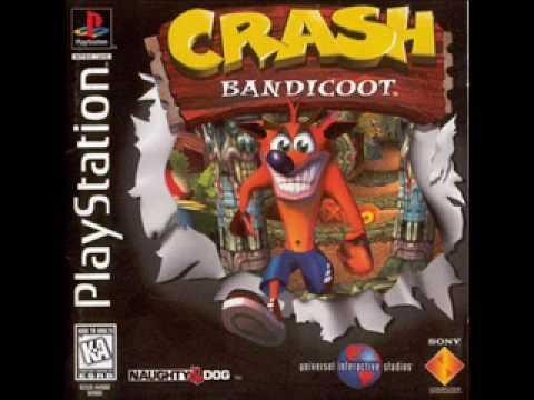Crash Bandicoot 1 Music - Toxic Waste