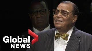 Nipsey Hussle Funeral: Louis Farrakhan FULL eulogy