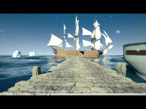 Unreal Engine 4 - Shallow Sea Shader by N2trogen