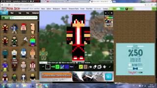 Minecraft Sonoyuncu[Artık Ücretli] Skin Değiştirme I Türkçe/Turkısh