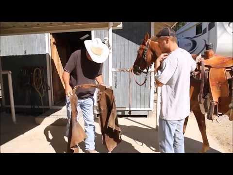 Travis Fimmel Cowboy Training