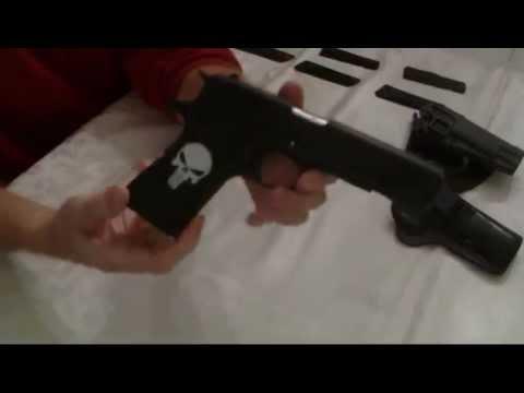 Punisher Grips: Springfield 1911 G I