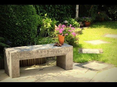 Gartenmöbel selber bauen beton  Möbel aus beton selber machen. Betonmöbel selber bauen. Betonmöbel ...