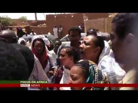 BBC News   Sudan woman faces death for apostasy