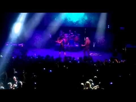 Nightwish - ever dream. Live in Santiago of Chile. (10/04/2015)