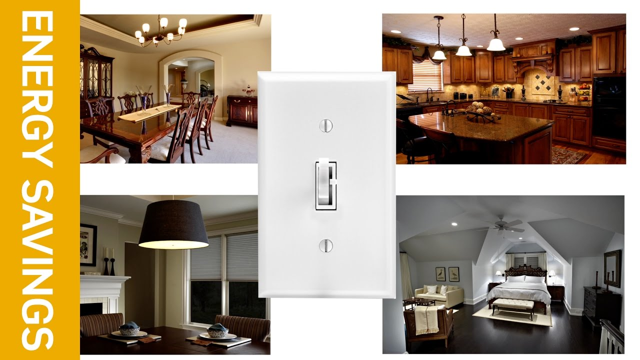 Introducing the new Toggle Slide Dimmers from Leviton - YouTube