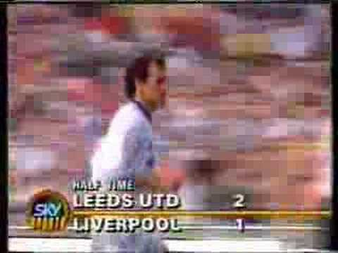 92-93 Charity Shield LEEDS-4 Liverpool3 FIRST EVER on Youtube