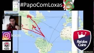 [PXG] PapoComLoxas #08 A VERDADE TELA RED